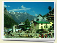 Chardham Tour Package in India
