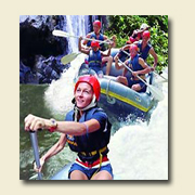 Ganges River Rafting Tour in India