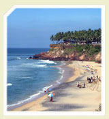 Kerala Beaches Tour Packages